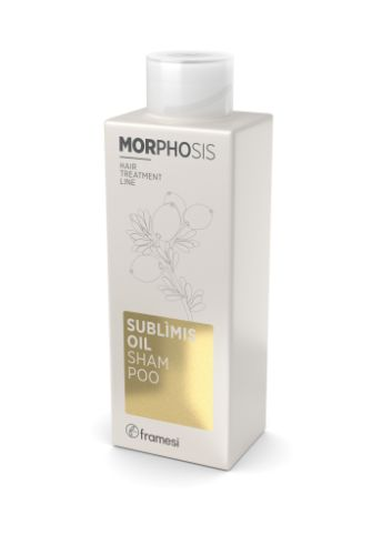 Шампунь с аргановым маслом Morphosis Sublims Oil Framesi
